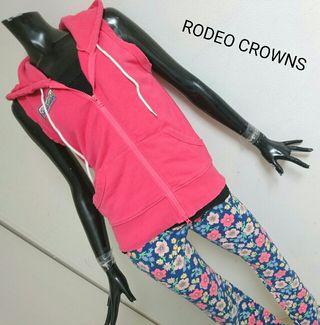 RODEO CROWNS*トレーナーベスト