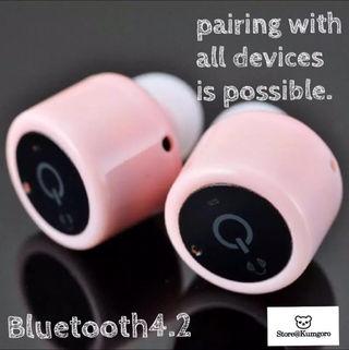 スマホ iPhone Bluetooth イヤホン