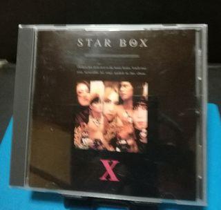 XJAPAN  STAR  BOX  送料無料