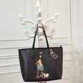 COACH 人気美品 可愛い美品 トートバッグ 2色