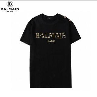 BALMAINTシャツ 大人気 男女兼用 BT-04
