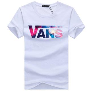 19年新作!VANS半そでTシャツ