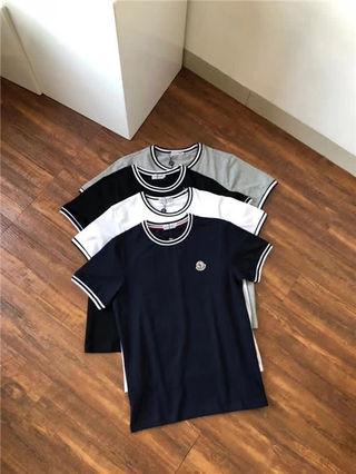モンクレール Tシャツ カップル 半袖 カットソー
