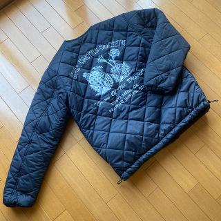 RVCA  キルティング  リバーシブル  ジャケット