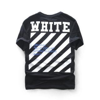 OFF-WHITE 半袖Tシャツ ブラック