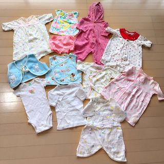 赤ちゃん洋服セット