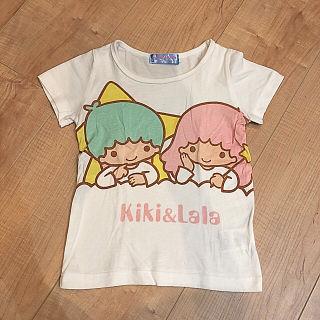 【100cm】キキララ サンリオ Tシャツ