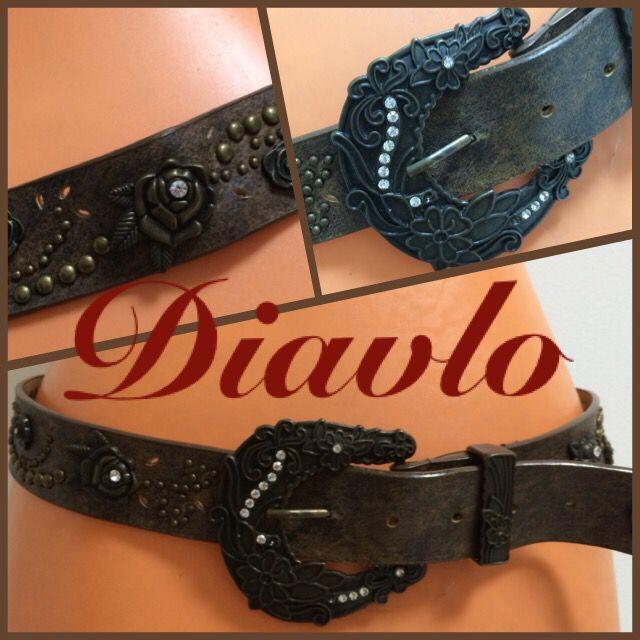 ディアブロ ベルト(DIABRO(ディアブロ) ) - フリマアプリ&サイトShoppies[ショッピーズ]