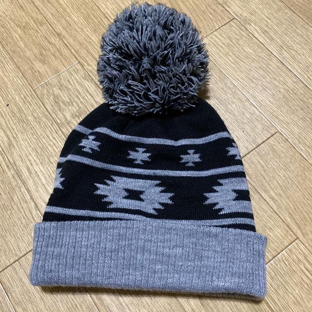 ボンボリニット帽