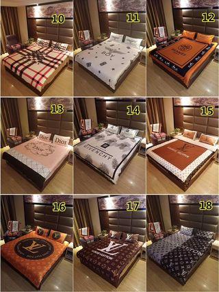 高級感  布団カバー、シーツと枕カバー ★C01