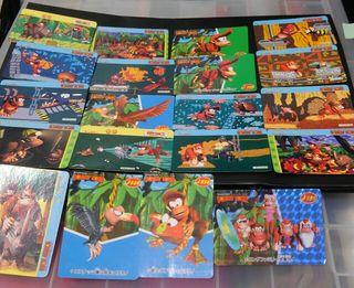 ドンキーコング カード 画像全て