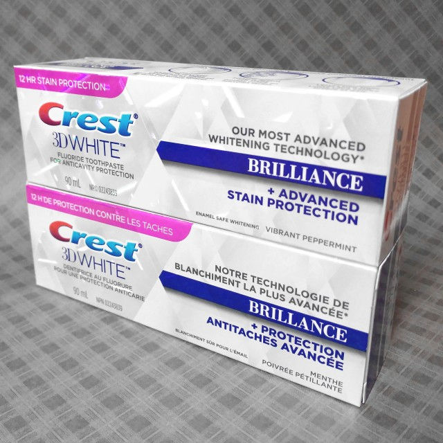 [116g×2個] Crest 3D ホワイトニング歯磨き粉 - フリマアプリ&サイトShoppies[ショッピーズ]