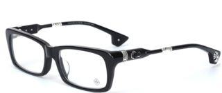 クロムハーツ 男女兼用 伊達眼鏡 メガネ