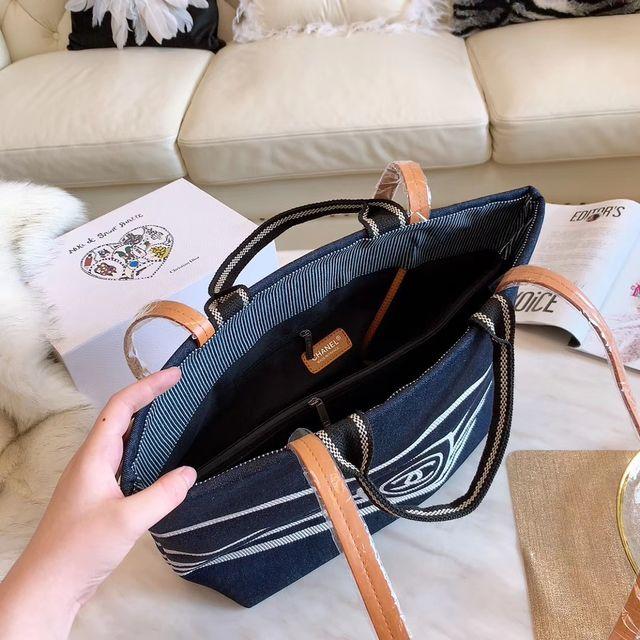 トートバッグ高品質2色