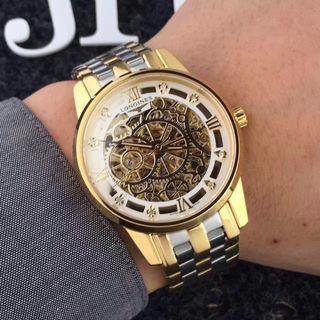 ロンジン LONGINES メンズ 自動巻き腕時計