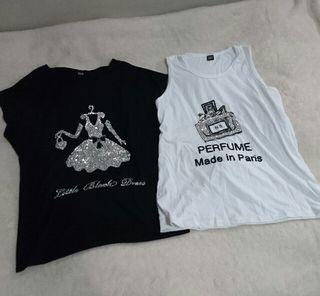 MOSCHINOTシャツセット
