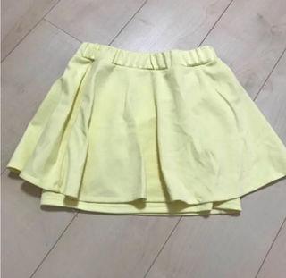 タイトスカート付き ミニスカート