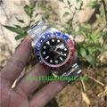 GMTマスターII自動巻き腕時計