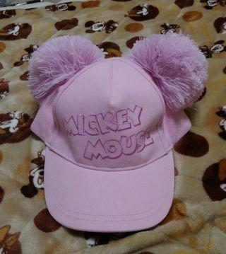 ディズニーポンポン帽子