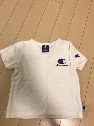 チャンピオンTシャツベビー90センチ