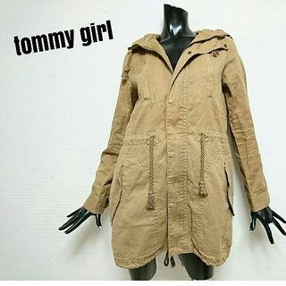 tommy girl*モッズコート