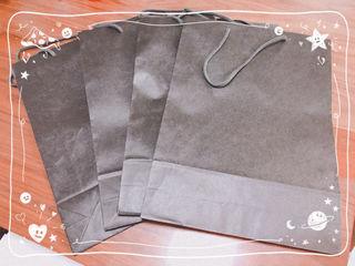 BIG紙袋とBIG袋