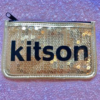 【完売品送料無料】キットソンゴールドカードケース