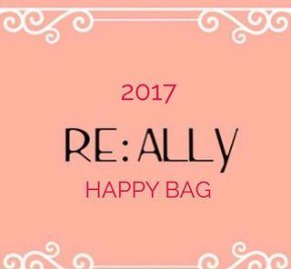 RE:ALLy 2017ハッピーバッグ リアリーCHRIF