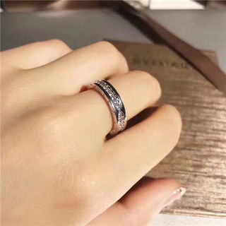 ブルガリ カップルリング 指輪 人気プレゼント