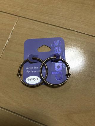 Claire'sイヤリング(同梱包+150円)