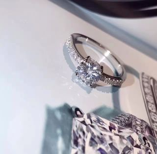 美品 経典可愛い指輪リング  SV925 147