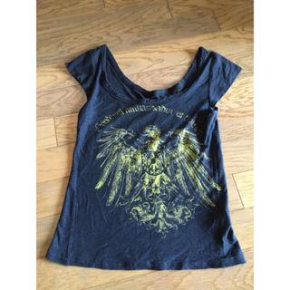 material girlTシャツ
