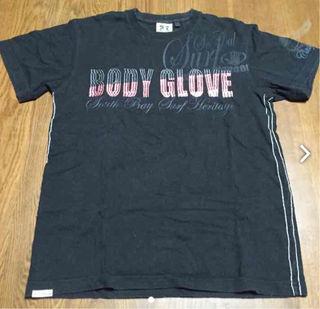 ボディグローブのTシャツ