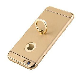 iPhone6Plus リングスタンド付き  (ゴールド)
