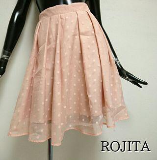 ROJITA*チュールスカート