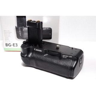 Canon BG-E3バッテリーグリップ