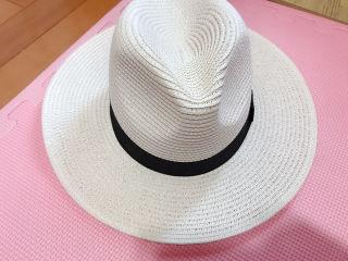 麦わら帽子ストローハット