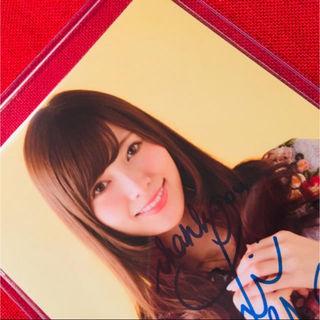 乃木坂46 白石麻衣 サイン入り生写真