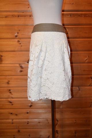 JUSGLITTY 花模様スカート