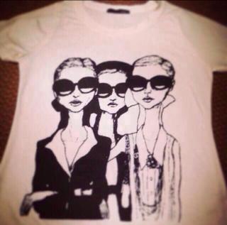 DouDou Tシャツ