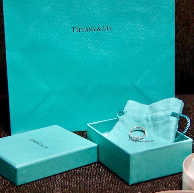 Tiffany&co 箱付 リング 指輪