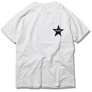 Drawing STAR Tシャツ スター ロンハーマン M