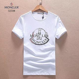 100%コット 半袖 メンズ モンクレール Tシャツ