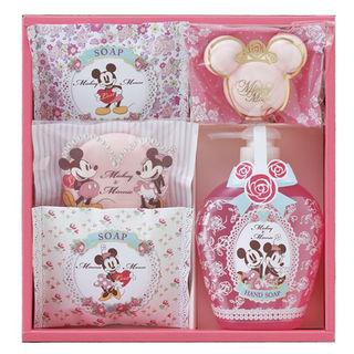 Disney ミッキー&ミニー 石鹸 ギフト