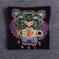 KENZOパーカー 刺繍ロゴ KC-22