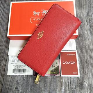 【送料無料】コーチCOACH 長財布