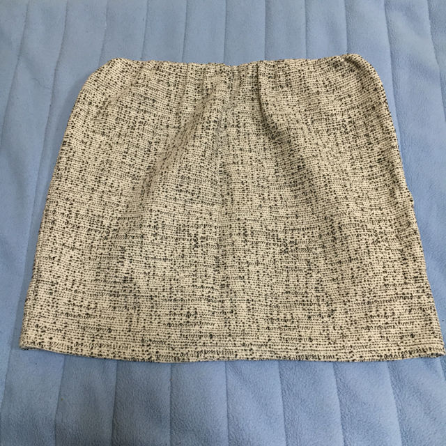 Delyle ツイード柄タイトスカート
