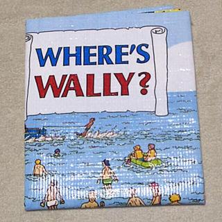 新品ウォーリーを探せ レジャーマット
