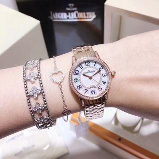 【早い者勝ち】Jaeger LeCoultreシャレな腕時計