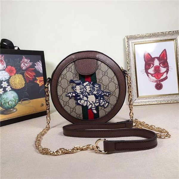 三匹の子ぶた  刺繍ショルダーバッグ(R&E(アールアンドイー) ) - フリマアプリ&サイトShoppies[ショッピーズ]